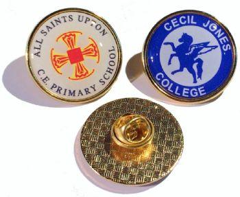 Premium round badge